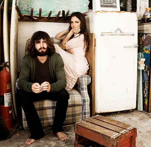 Angus & Julia Stone's New Single Heart Beats Slow! http://thedailymark.com.au/style/music/angus-julia-stones-new-single