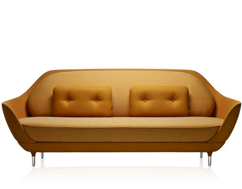 FAVN Sofa. This reminds me of what I think people in the 70s thought futuristic furniture would look like.