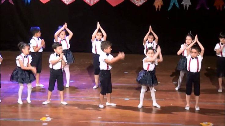 İsmail Hazar Anaokulu Modern Dans Gösterisi videosu / Gösteri TV / Müsamere TV