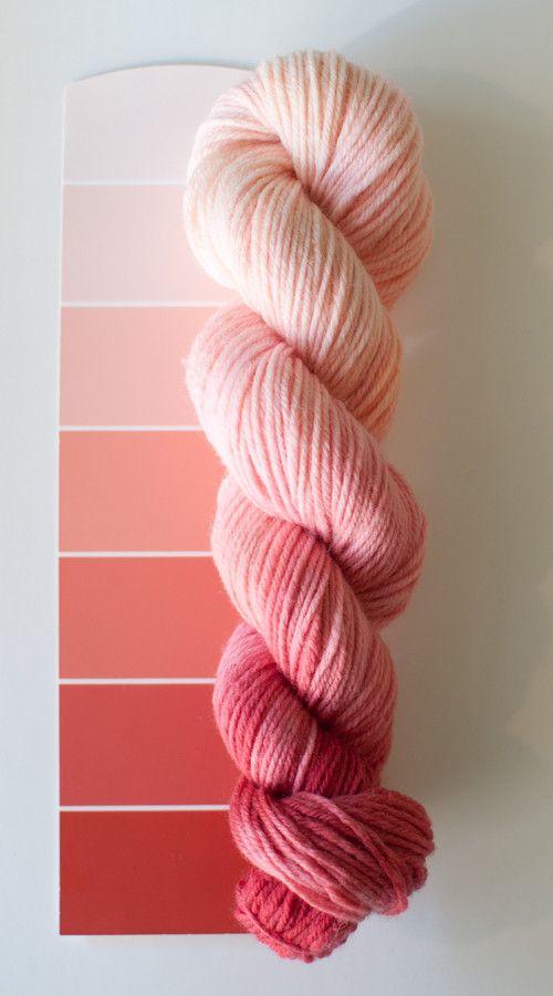 Ravishing Coral – Three Irish Girls Yarn Inc