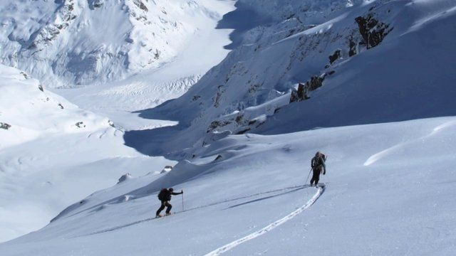 Come ski touring in the vast backcountry of New Zealand's Southern Alps with Adventure Consultants on Vimeo
