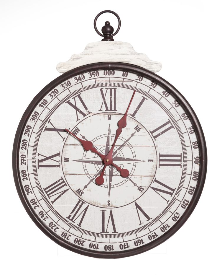 The 25 best ideas about nautical wall clocks on pinterest for Seashell wall clock