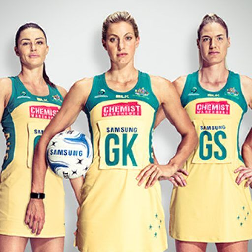 Who are your role models? How do they inspire you? The Australian Netball Diamonds have partnered with Samsung Electronics Australia to shine a light on positive role models. We want to celebrate the