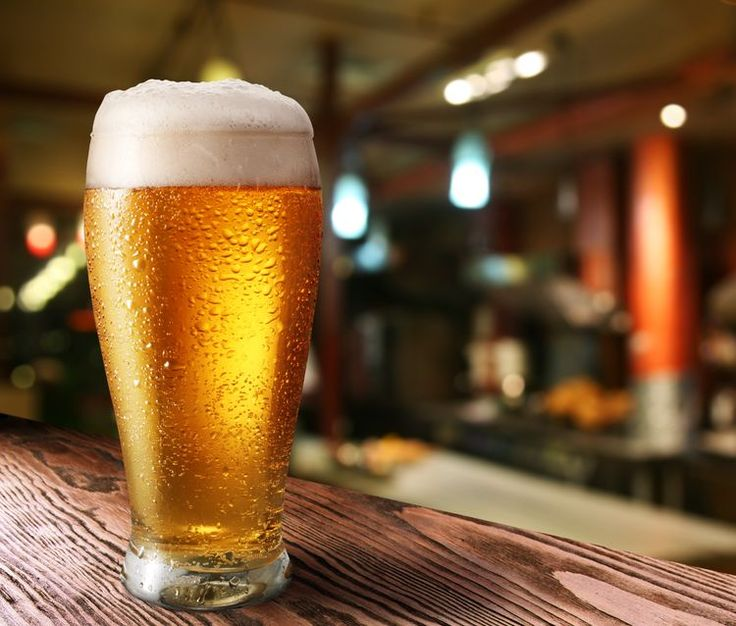 It's National Drink Beer Day! You know what that means. Join us for a brew!