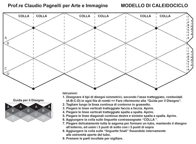 Arte alla Montalcini: Lavoretti natalizi, trallalà!