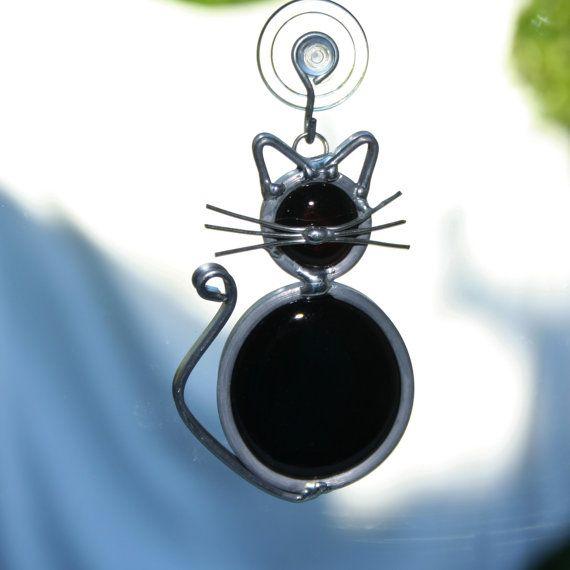 X Picture Black Cat