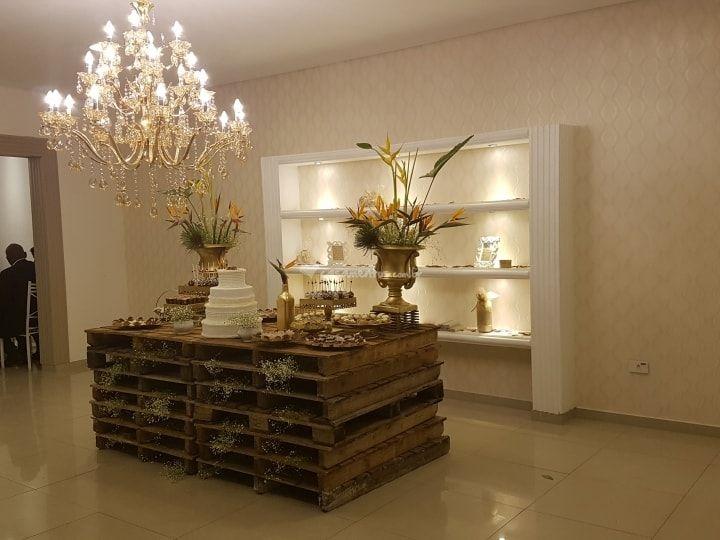 Salão de Recanto do Beija Flor Eventos   Foto 5