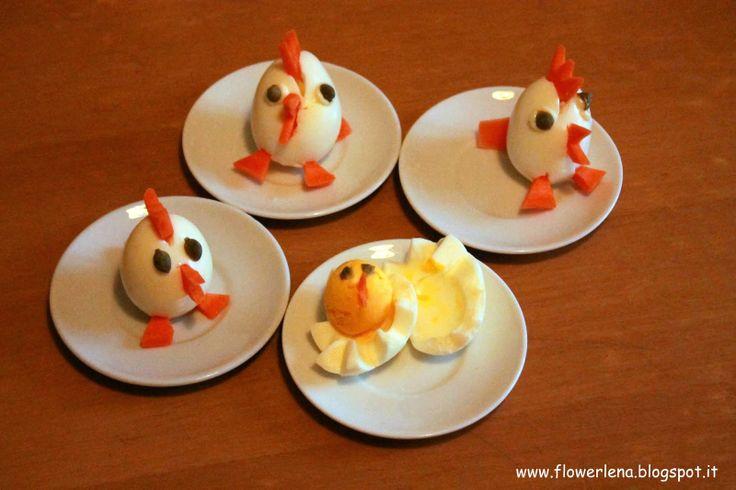 Alta Priorità: Pulcini con le uova sode