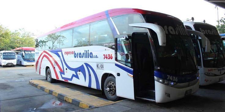 Bus Ride from Cartagena to Medellin