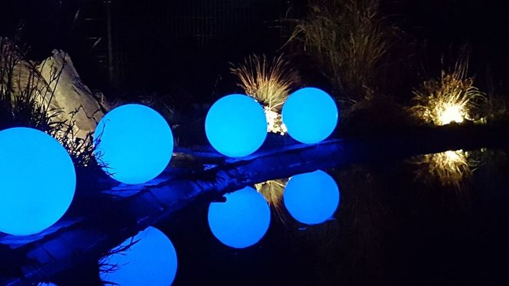 LED DECORATION SOLAR LIGHT GARDEN BALL WITH RGB COLOUR CHANGING + RADIO CONTROL #4FunDesign #StandingLamps