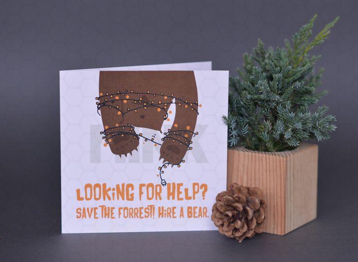 Santa's help is no Elf.
