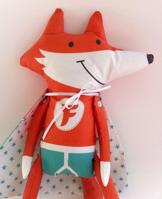 Foxy fox ideas, DIY