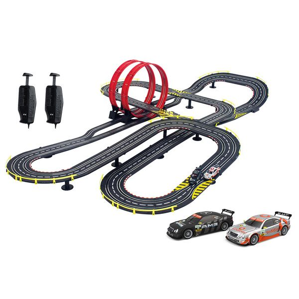 Artin 1 43 Super Loop Sdway Slot Car Racing Set Magnus Sets Cars