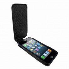 Forro iPhone 4-4S Piel Frama iMagnum Strap - Negra  Bs.F. 563,39