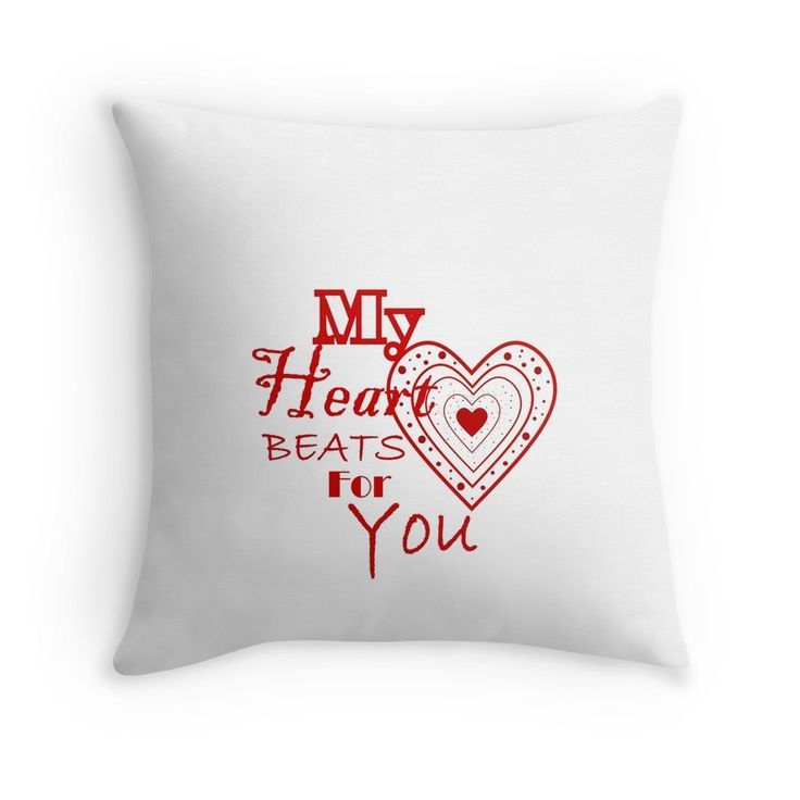 My Heart Beats For You - Valentines