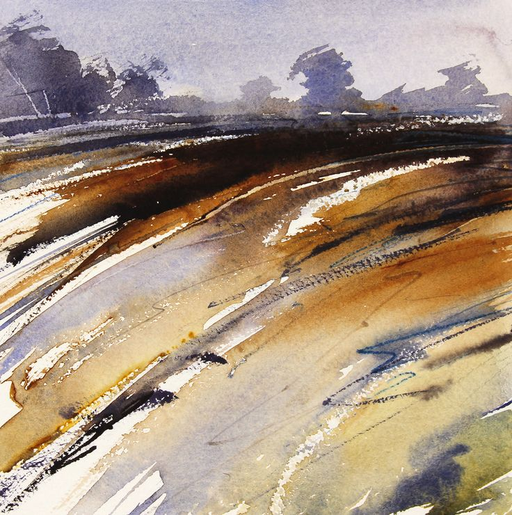 View Ploughed Field by Adrian Homersham
