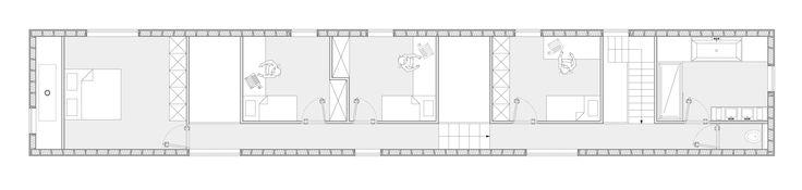 Galeria - Casa de bambu de baixo consumo de energia / AST 77 Architecten - 21