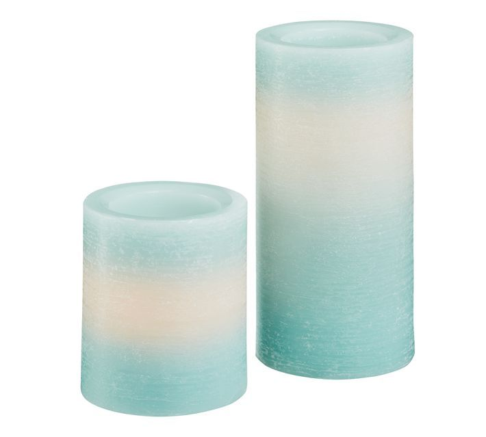 20 Best Images About Blue Flameless Led Candles On