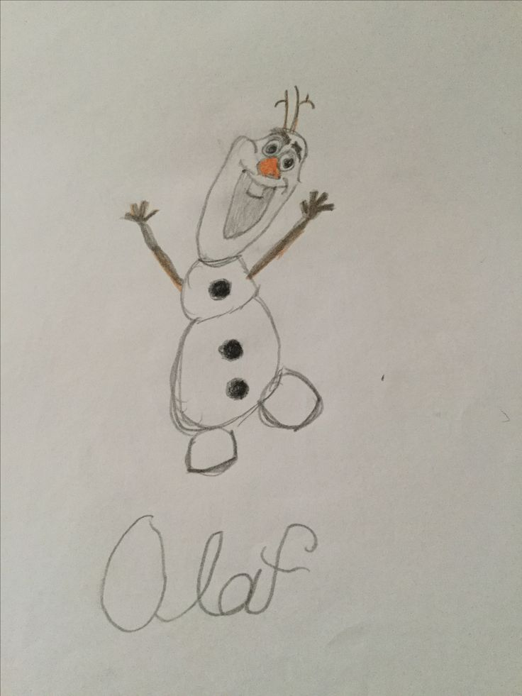 Olaf-Frozen