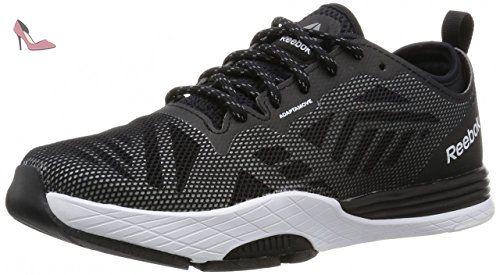 Gl 3000, Chaussures de Fitness Homme, Gris (Black/Shark/White), 38.5 EUReebok