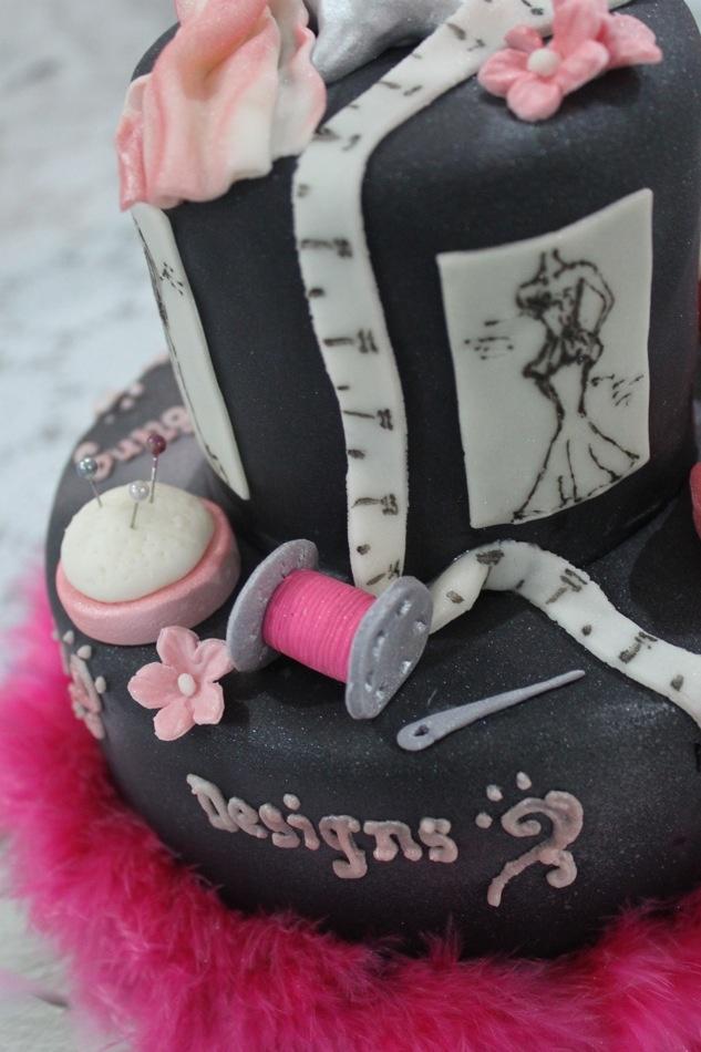 Fashion design birthday party 51