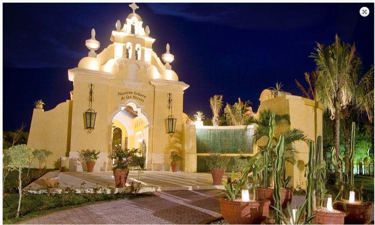 Catholic Church At Grand Palladium Riviera Maya Grand