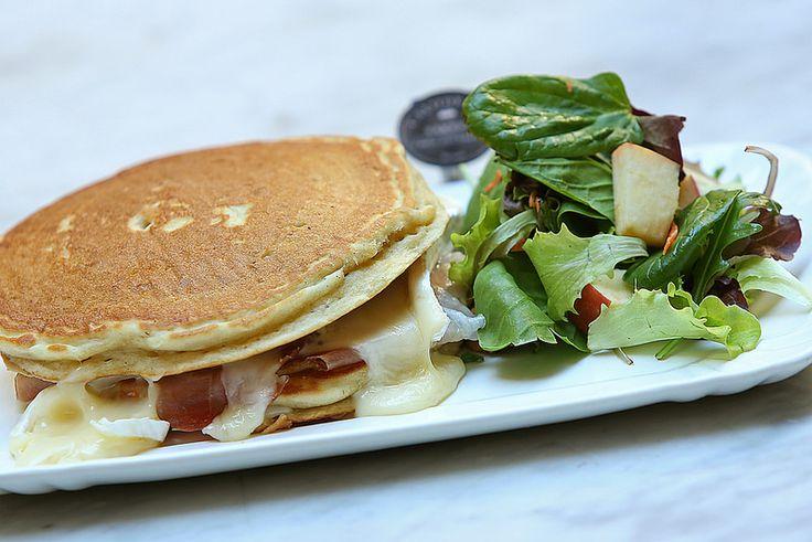 Savory Pancake - Nordic