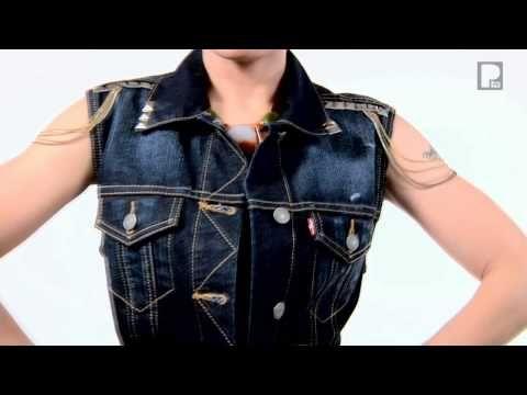 [Visto Bueno] #21  6 cosas que puedes hacer con una vieja chaqueta de jean
