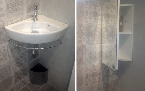 50 best bathrooms images on pinterest small bathrooms a for Best bathrooms dublin