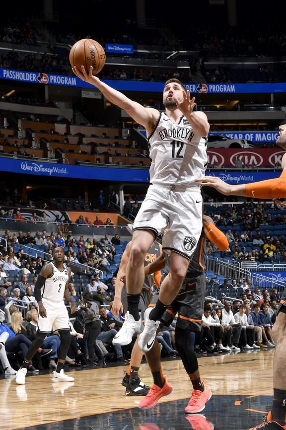 Gallery Nets Vs Magic Brooklyn Nets In 2020 Brooklyn Nets National Basketball Association Nba Season
