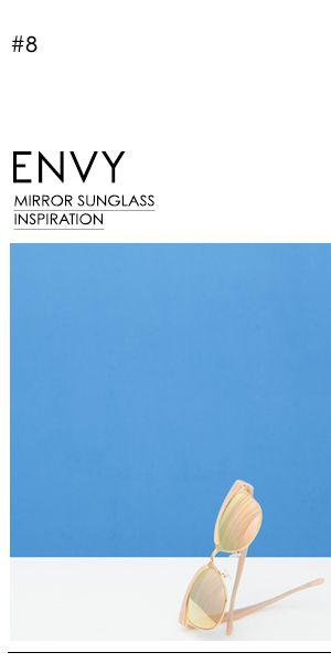#8 LASH INSPIRATION ENVY SUNGLASS