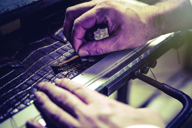 Bertoni 1949 handmade manufacturing