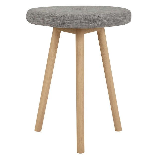 BuyBethan Gray for John Lewis Genevieve Stool, Oak Online at johnlewis.com
