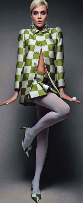 nice Color blocking at its finest. This look has a cute and style of the sixties in a... by http://www.globalfashionista.xyz/fashion-poses/color-blocking-at-its-finest-this-look-has-a-cute-and-style-of-the-sixties-in-a/