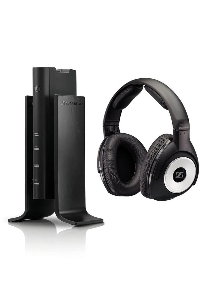 The Sennheiser RS 170 is a wireless headphone system which consists of a pair of HDR-170 wireless headphones and a versatile transmitter which works similar to an easily chargeable cradle and docking station. The RS 170 assists up to 4 receivers with its dynamic bass boost and simulated surround sound mode. Now, you can enjoy …