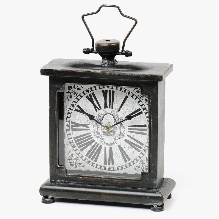 Relógio de Mesa 21 x 9 x 34 cm | referência 107867888 | A Loja do Gato Preto | #alojadogatopreto | #shoponline