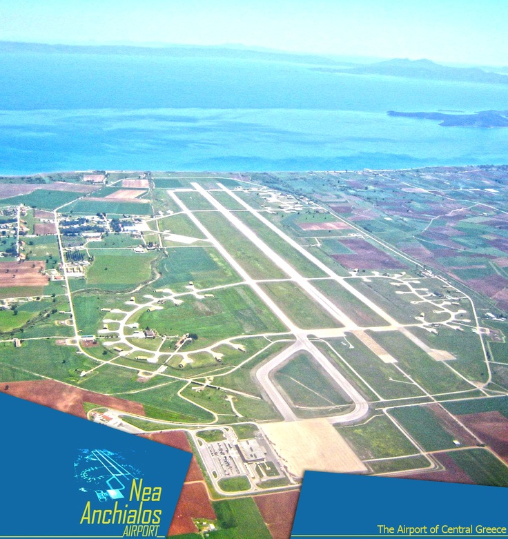 Central Greece Airport   NEA ANCHIALOS
