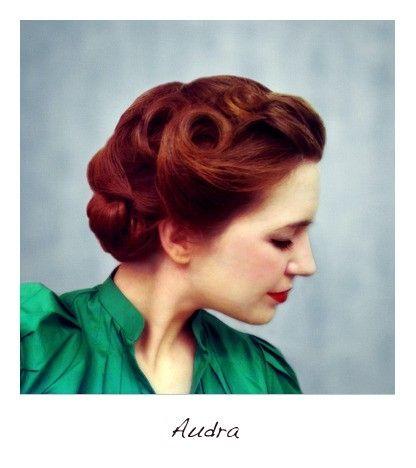 redhead by myra