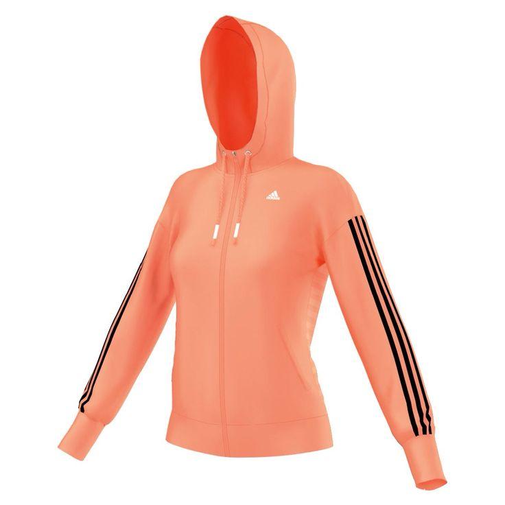 adidas easy damen hoodie 21run hoodie adidas orange hoodies pinterest. Black Bedroom Furniture Sets. Home Design Ideas