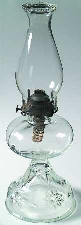 Anchor Hocking Early American Prescut Lantern