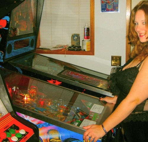 rare collectable Monster bash pinball for sale