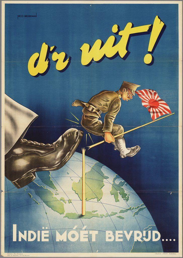 ¡Fuera! Las Indias deben ser liberadas. — Visor — Biblioteca Digital Mundial
