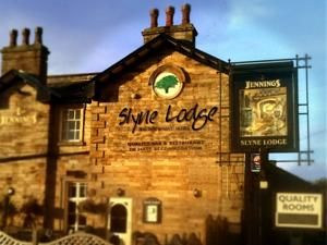★★★★ Slyne Lodge, Lancaster, UK