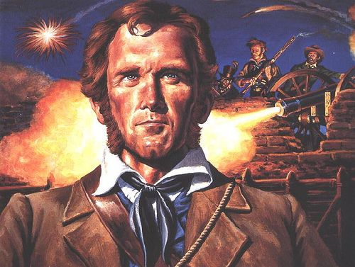 Image result for JAMES JIM BOWIE (1796-1836)