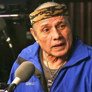 Hot: Wrestling legend Jimmy 'Superfly' Snuka charged in 1983 murder