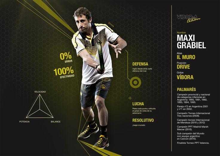 Select Player: esta semana Maxi Grabiel.