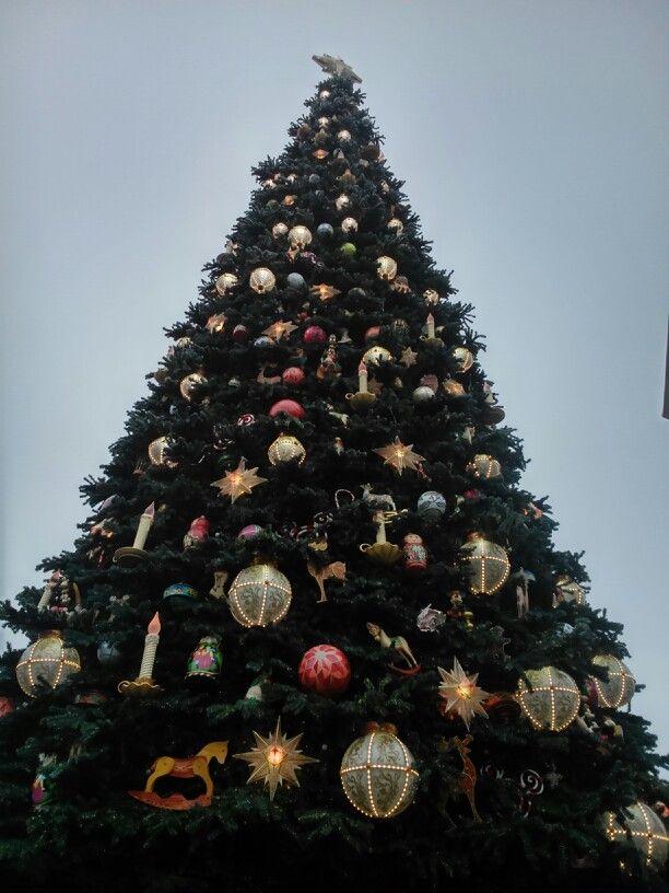Albero di Natale a Disneyland Paris
