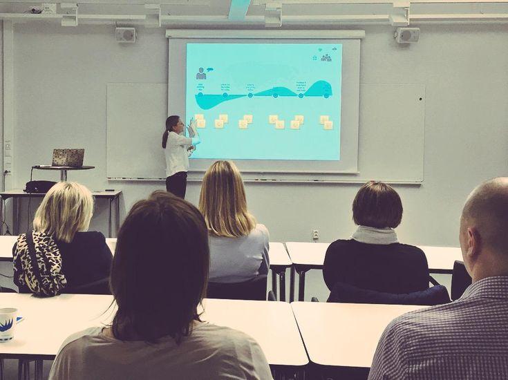 Idag blir det nya tag med #UserStoryMapping efter @gajlof's inspirerande intro imorse på #agilelindholmen