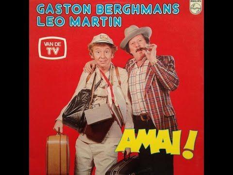 Gaston en Leo - LP Amai ! - 1977 - Kant A - YouTube