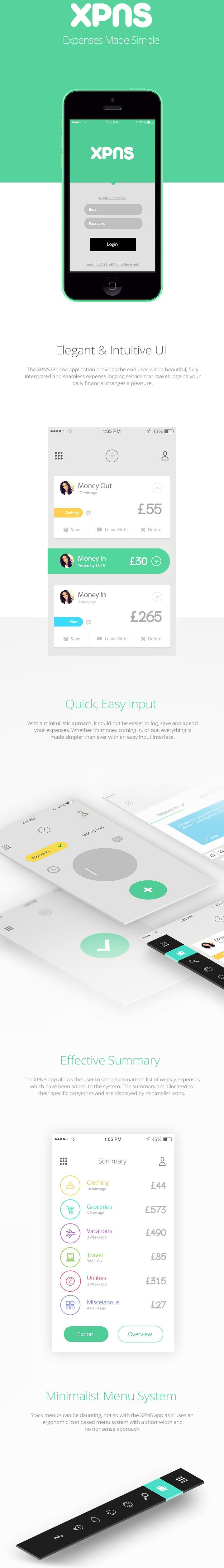 Daily Mobile UI Design Inspiration #502
